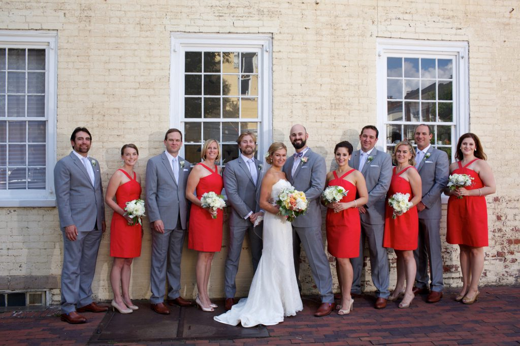 Alexandrian Hotel wedding in Alexandria VA