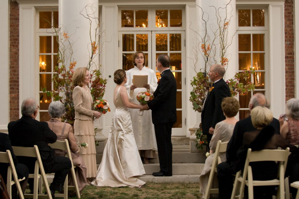 wedding coordination explainer from Bellwether Events