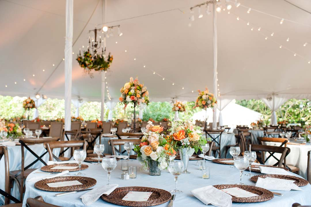 24 Virginia at home backyard wedding by top DC wedding planner Bellwether Events