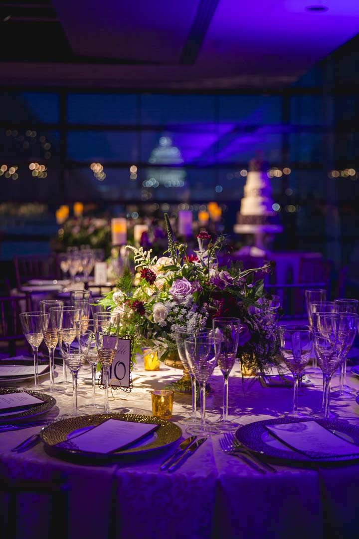 Newseum wedding by top DC wedding planner Bellwether Events 13