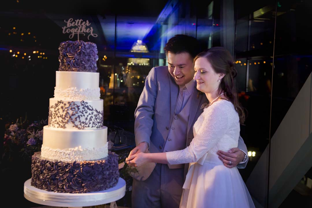 Newseum wedding by top DC wedding planner Bellwether Events 22