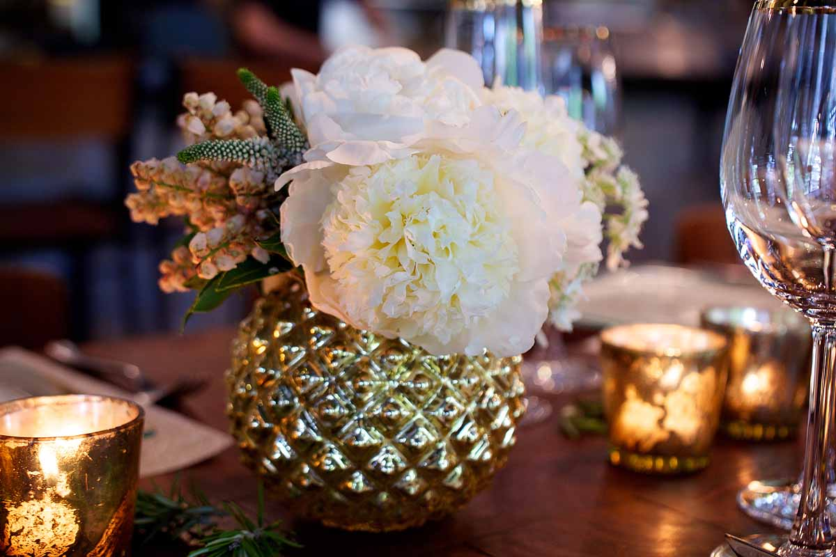 Metallic Glam Bachelorette Party Inspiration by top event planner Bellwether Events 10