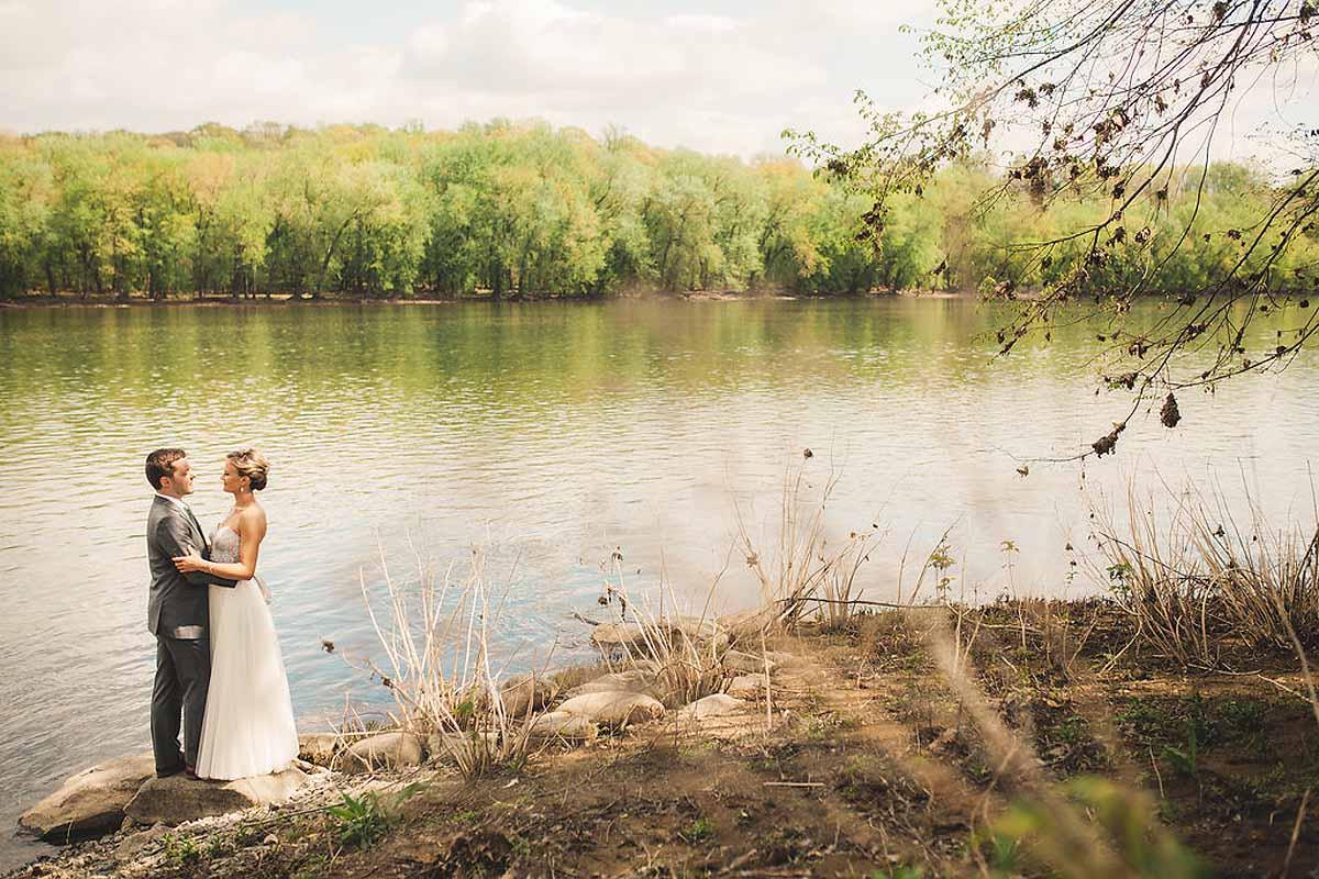 Riverside on the Potomac wedding photo 15