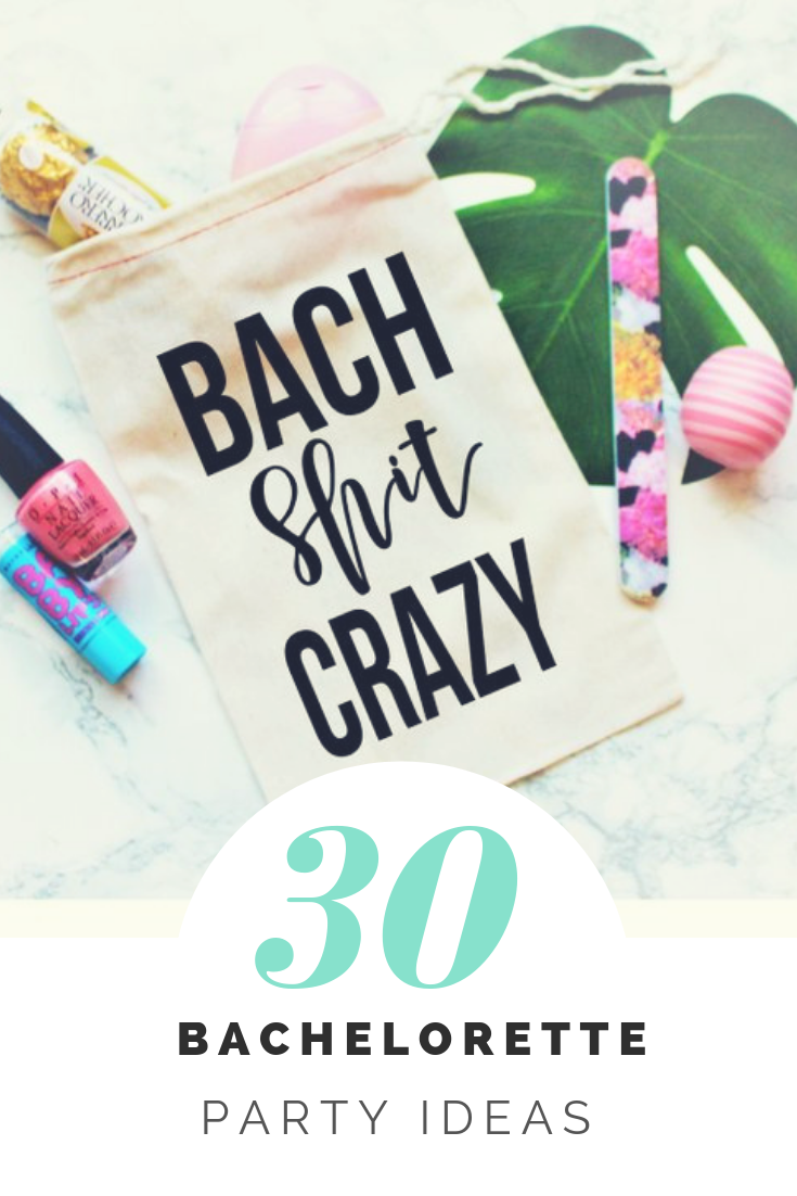 481595405a6e 30 Bachelorette Party Ideas and Favors · Bellwether Ideas