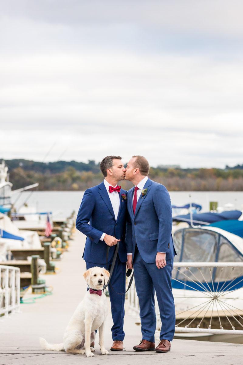 Torpedo Factory Wedding – Bellwether Events – Virginia event planner 02