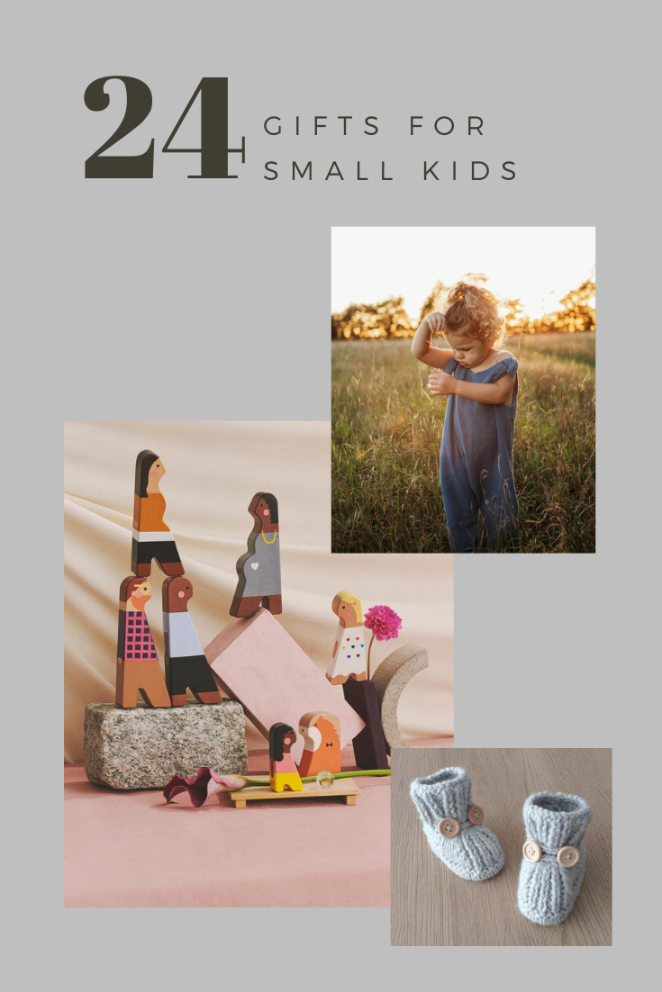 Gifts for Small Kids - babies through kindergarteners