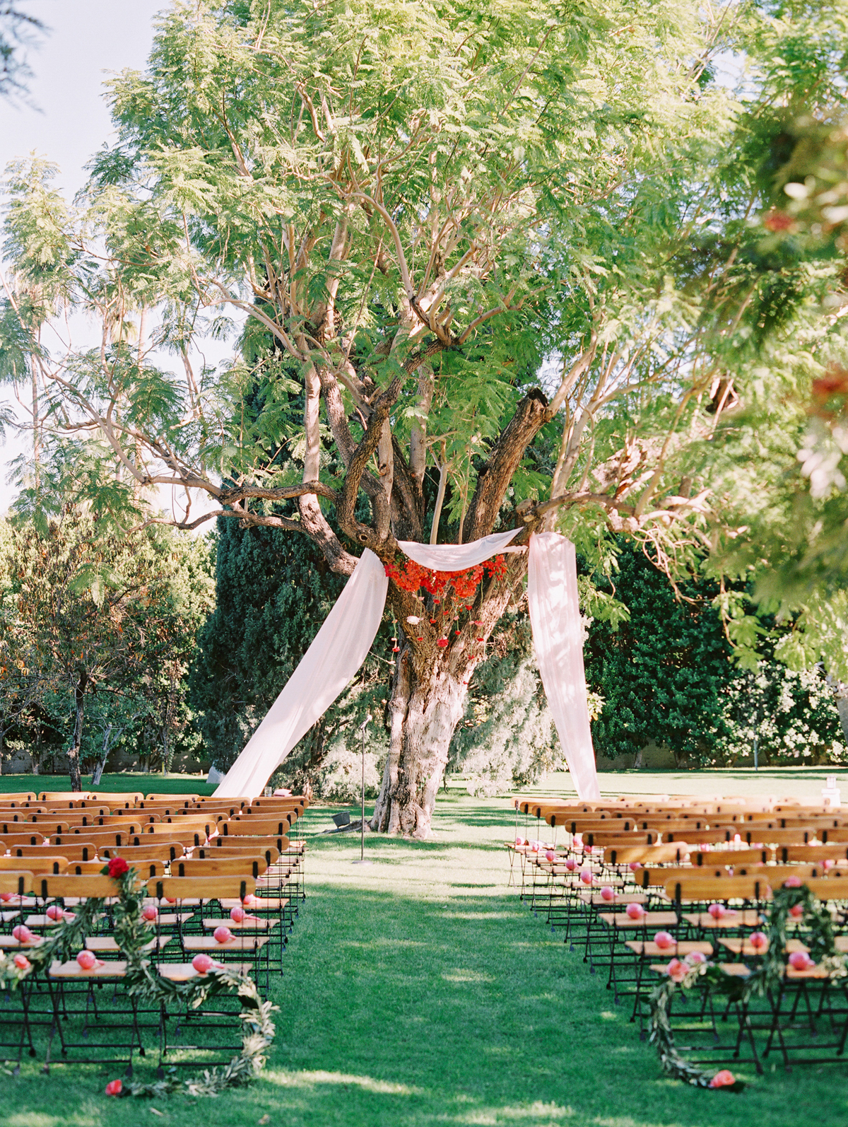la chureya wedding ceremony palm springs california destination wedding venue